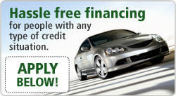 Watertown Used Car Loans